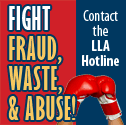 Fight Fraud, Waste and Abuse!